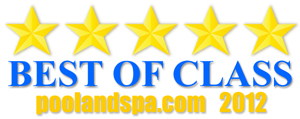 Poolandspa.com's 2012 Best Of Class Awards For The Pool & Spa Industry