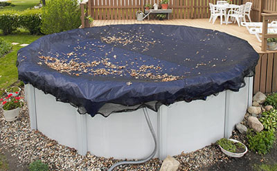 Cheap Pool Covers Above Ground Pools >> Ultra Armor Maxx Leaf Net Swimming Pool Covers For Above Ground