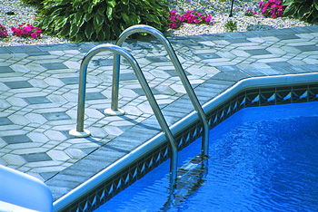 Stainless Steel Ladder For Inground Pools
