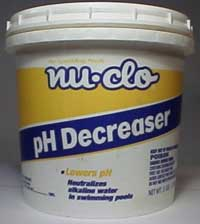 pH & Alk. Decreaser