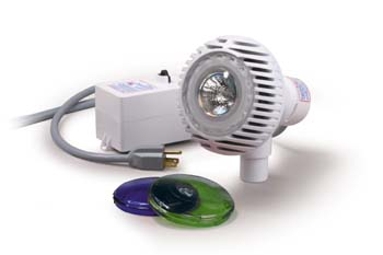 AMP-30-293 - Aqualuminator Light and Return Jet for Above Ground Pools - AQL500 - Pentair - AMP-30-293