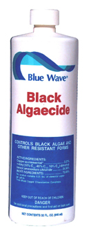 Black Algaecide, Blue Wave