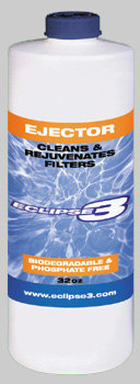 Ejector Filter Cleaner