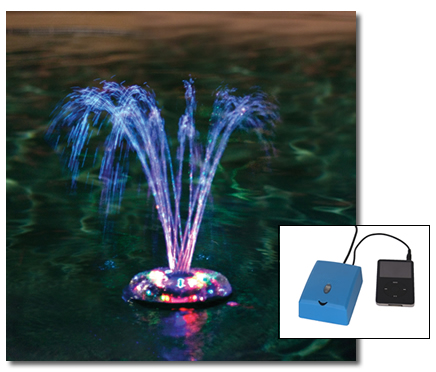 pool light remote control dancing waters light. Black Bedroom Furniture Sets. Home Design Ideas