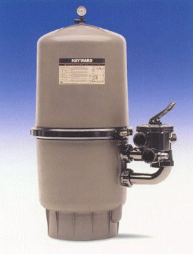 Hayward Micro Clear DE Filters for In Ground Pools
