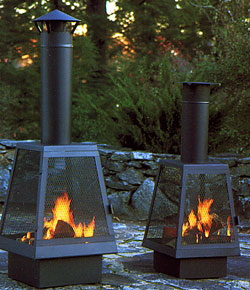 Fireplace - Outdoor - Emberguard