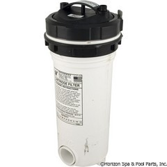 16-270-1005 - Filter, 25sqft Top Load, 1.5 Inch w/bypass - 500-2510 - UPC - 806105087805 - 16-270-1005