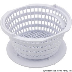 17-110-1063 - Lily Pad Filter Basket W/Restrictor Assy,White(DFM/DFML) - R172661 - UPC - 788379708344 - 17-110-1063