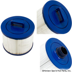 17-175-1216 - Cartridge,25sqft,ht,1-1/2 Inch MPT b,6 Inch ,4-5/8 Inch 3oz - PDS22 - UPC - 645544003058 - 17-175-1216