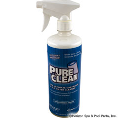 17-175-5000 - Pure & Clean Cartridge and Grid Cleaner 32oz. - FC-6350 - UPC - 645544063502 - 17-175-5000