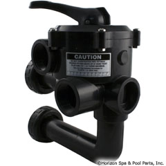 26-253-1105 - MPV, 1-1/2 Inch , SM-10-3 w/Hayward Plumbing (5 Inch Centers) 1.5 Inch Fp - SM1-HP3 - 26-253-1105