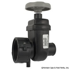 26-270-1400 - Slice Valve,for Above Ground Pools, 1.5 Inch Union x Smooth Barb - WV001H - UPC - 806105211446 - 26-270-1400