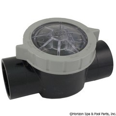 26-270-1500 - Valve, Check, 2 Inch Socket / 2 1/2 Inch Spg, Straight Body - 600-7010 - UPC - 806105102706 - 26-270-1500