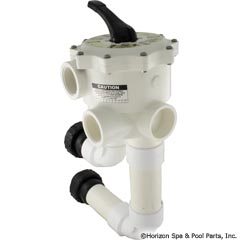 26-270-1526 - Multiport Valve, Side Mount, w/Unions, UltraClean Pro, 2 Inch Inch Fp - WVD001UCP - UPC - 806105349538 - 26-270-1526