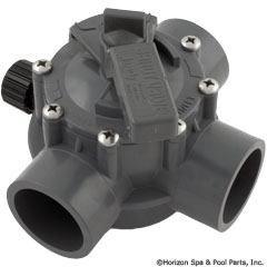26-295-1000 - 1? Inch - 2 Inch Positive Seal, 3 Port Valve - 1154 - UPC - 052337000987 - 26-295-1000