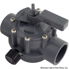 26-295-1006 - 1? Inch - 2 Inch Positive Seal, 2 Port Valve - 1157 - 26-295-1006