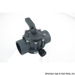 26-295-1009 - 2 Inch - 2? Inch Positive Seal, 2 Port Valve - 2876 - 26-295-1009