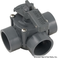 26-295-1100 - 1.5 Inch - 2 Inch Positive Seal, 3 Port Valve - 3406 - 26-295-1100