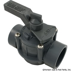 26-295-1103 - 1.5 Inch - 2 Inch Positive Seal, 2 Port Valve - 3407 - 26-295-1103