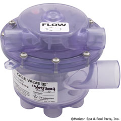 26-470-1100 - Cycle Valve III, 6-Port - 17-6075 - 26-470-1100