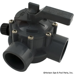27-295-1027 - 1? Inch - 2 Inch Positive Seal, 3 Port Valve SUB WITH PART 26-295-1000 - Replaced By Part 26-295-1000 - 1154 - 27-295-1027