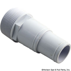 31-605-1025 - 1-1/2 Inch MPT x 1-1/4 Inch S or 1-1/2 Inch S, Combo Hose Adapter, - Generic - 21093-000-000 - UPC - 849640000519 - 31-605-1025