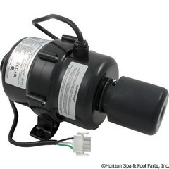 34-122-1008 - Millenium Blower, 120V/60Hz, 3` cord w/amp plug, 3Spd - M3-750-120/60AM - 34-122-1008