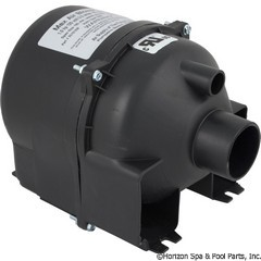 34-123-1250 - Blower, Max Air 1HP 110V 4.5A - 2510120 - 34-123-1250