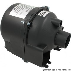 34-123-1255 - Blower, Max Air 1HP 220V 2.4A - 2510220 - 34-123-1255