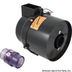 34-123-1505 - Silencer Blower 1HP 220V - 6310201 - 34-123-1505