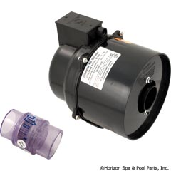34-123-1520 - Silencer Blower 2.0HP 110V - 6318120 - 34-123-1520