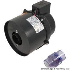 34-123-1525 - Silencer Blower 2.0HP 220V - 6320220F - 34-123-1525