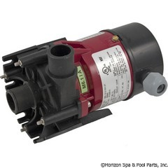 34-158-1300 - Laing Circulating Pump, E10-NSHN1W-19, 115V, 1 Inch Hosebarb, 4' Bare Cord SUB WITH PART 34-158-1458 - Replaced By Part 34-158-1458 - 6956 - UPC - 733886695601 - 34-158-1300