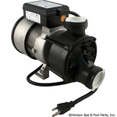 34-270-2004 - Genesis Bath Pump Complete, 9.5Amp, Nema Cord, Air Switch - 321JF10-1150 - UPC - 806105398963 - 34-270-2004