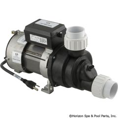 34-337-1220 - Whirlmaster 1.5HP,120V,1 Speed,w/Air Switch - 04215002-5010 - 34-337-1220