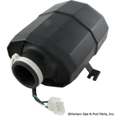 34-355-1515 - Blower Res S Mt 1Hp 240V 2.3A 3 pin Pigtail Silent Aire - 994-55102-7A-S - 34-355-1515