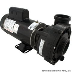 34-402-2426 - XP2e 48-Frame Pump complete, 2.0hp, 230v, 2-spd SUB WITH PART 34-402-2508 - Replaced By Part 34-402-2508 - 06120000-1040 - 34-402-2426