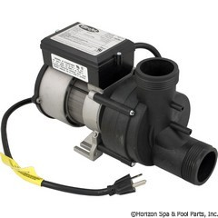34-430-2200 - WOW Bath Pump .75Hp 1spd 115V W/Cord & Airswitch - 1050031 - 34-430-2200