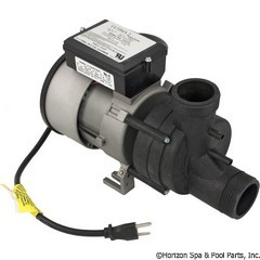 34-430-2304 - Power WOW Bath Pump 1.0Hp 1spd 115V W/Cord&Airswitch - 1051057 - 34-430-2304