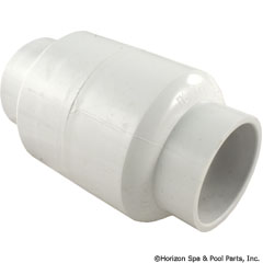 35-410-1050 - Air Check Valve 2 Inch SxS White - 42120-WH - 35-410-1050