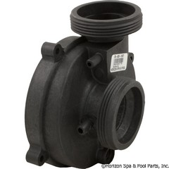 35-430-1007 - Ultima Volute 2 Inch Ctr Suc/Side Dis - 12-10-014 - UPC - 788379783860 - 35-430-1007