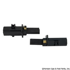 35-555-1205 - G&S Blower Brushes 110/220v (Set of two) - Replaced By Part 35-555-1210 - GS-4478-6 - 35-555-1205