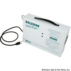 42-133-1175 - ZO-151 Delzone Portable Ozonator W/Air Pump 120V - Replaced By Part 42-133-0190 - ZO-151 - 42-133-1175