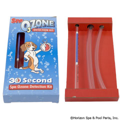 43-280-1302 - Ozone 30 Second Detection Kit, Retail Single Use - 1008069S - 43-280-1302