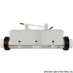 46-238-1005 - Heat Exchanger,4.0KW,240V,Leisure Bay (W/PS Tap) - F2400-1001 - 46-238-1005