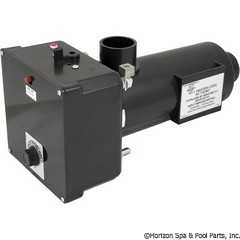 46-320-1100 - HT-1 Heater Complete w/ T-stat - Brett Aqualine HT-1 Replacement Heater - Complete with 5.5kW/1.375kW, 230v/120v convertible element, T-stat, hi limit, pressure switch, and heater on indicator light - 90-221111 - 46-320-1100