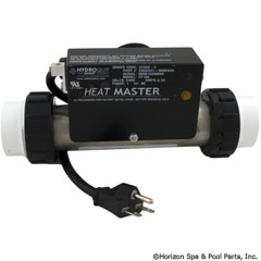 46-355-1059 - CT202-C Bath Heater,In-Line,vacuum,240v 2.0kW,3' bare cord - CT202-C - 46-355-1059