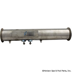46-371-2199 - Flo Thru Heater 1.kW/4kW 2 Inch x13 Inch for CS-700 - 26-0070-1 - 46-371-2199