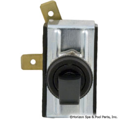 47-197-1304 - SWITCH-TOGGLE SPST 3A/6A BLK - 650595 - 47-197-1304