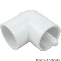 47-270-1000 - T-Well/90 Ell 1.5 Inch SxS, Single - 400-5580 - UPC - 806105081988 - 47-270-1000